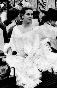 Grace Kelly en la Feria