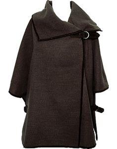 cape idea for fall sewing/fashion