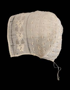 Infant's cap, 18th c