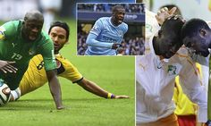 Toure claims City did not grant him leave to stay with sick brother #DailyMail