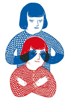 red and blue by amelie fontaine linogravure? Art And Illustration, Illustration Design Graphique, Art Graphique, Illustrations And Posters, Atelier Theme, Silkscreen, Plakat Design, Arte Popular, Art Inspo