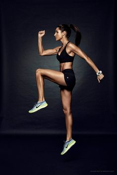 Star trainer Kayla Itsines created this total-body beginner-friendly workout specifically for Motto readers. It consists of two rounds of two circuits, each lasting seven minutes. Fitness Photography, Lifestyle Photography, Crossfit Photography, Body Fitness, Fitness Goals, Female Fitness, Workout Fitness, Health Fitness, Kayla Fitness