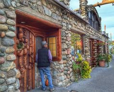 Michigan Restaurant In The Middle Of Nowhere That's So Worth The Journey - Legs Inn in Cross Village.The Michigan Restaurant In The Middle Of Nowhere That's So Worth The Journey - Legs Inn in Cross Village. Best Restaurants In Michigan, Michigan Vacations, Michigan Travel, Lake Michigan, Unique Restaurants, Detroit Michigan, Harbor Springs Michigan, Traverse City Michigan, Wisconsin