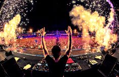 New music festival party tomorrowland 2014 ideas Dance Music, New Music, Good Music, Lps, Cultura Rave, A State Of Trance, Electro Music, Alesso, Electric Daisy Carnival