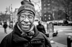 Upper West Side dude by reidarmurken