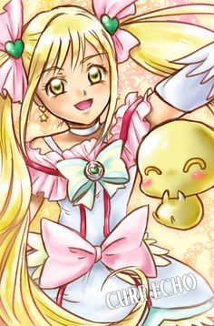 25 Best Cute Anime Images Magical Girl Manga Anime The Cure
