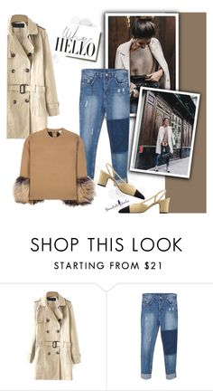 """BHALO 11"" by georginamaybrown ❤ liked on Polyvore featuring Michael Kors and Chanel"