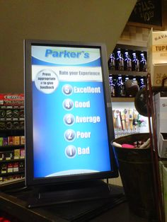 New service that rates the experience of customers at Parker's gas stations in Svanahh