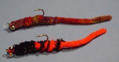 Bass worm