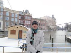 Canal de Amstel - Amsterdã - Holanda