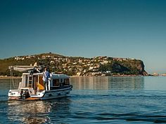 Knysna Houseboats - Houseboat Rentals on the Knysna Lagoon, Garden Route Knysna, Houseboat Rentals, Boating Holidays, Adventure Holiday, Port Elizabeth, Bungee Jumping, Adventure Activities, Beautiful Places In The World, Strand