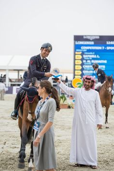 Emilio Bicocchi repite en la UAE President Cup 2017.