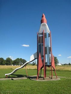 Riverside Park and OJ Watson were the best parks in Wichita.  Joti Note:  My kids loved the spaceship, but it has been removed as it was deemed too dangerous.