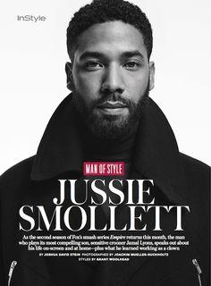 Jussie Smollett InStyle September 2015 Photo Shoot 002