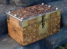 Replica Dragon Egg Chest from Game of Thrones