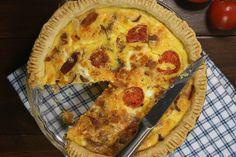... Brunch on Pinterest | Quiche, Bacon Quiche and Ham And Cheese Quiche