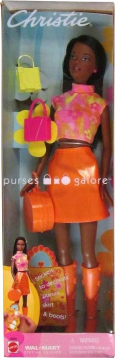 Skirts With Boots, Black Barbie, Barbie Dream, 2000s, Barbie Dolls, Heart, Box, Clothing, Toys