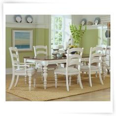 Hillsdale Furniture Wilshire Dining Table | Dining Tables U0026 Chairs |  Pinterest