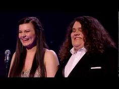Jonathan & Charlotte - The Prayer IN FULL (Britain's Got Talent Final 2012) - these two are amazing, especially when you remember they are only 16 and 17!