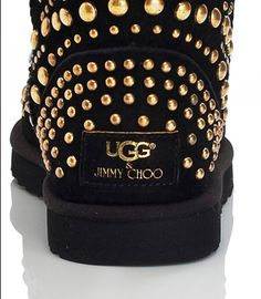 d9b145368ac4 Jimmy Choo Capsule Collection For UGG. Some Cozy Couture Kickass Boots.