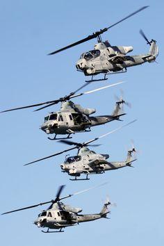 UH-1Y Venom / AH-1Z Viper Hunter/Killer