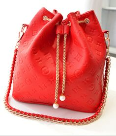 C224-RED » DZfashions #BUTIK #Fashion Online #Supplier #Baju #Tas Import Murah #Bag #Busana .