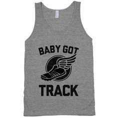 Baby Got Track (Dark tank) | Activate Apparel