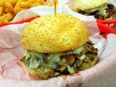 Pearl's Deluxe Burgers, Tenderloin, San Francisco