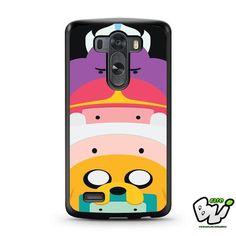 V0562_Adventure_Time_Jake_And_Finn_LG_G3_Case Lg G3, Adventure Time, Phone Cases, Electronics, Finn The Human, Consumer Electronics, Phone Case