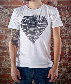 CXXVI Clothing Co. — Diamond White