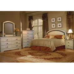 Modern Light Wood Bedroom Set from Standard Furniture Check out the contemporary Raven bedroom furniture group