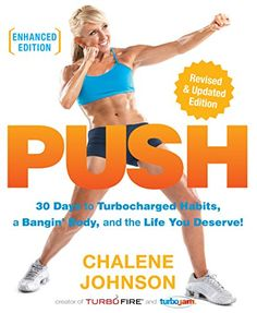 PUSH Enhanced Edition 30 Days to Turbocharged Habits a Bangin Body and the Life You Deserve >>> You can find more details by visiting the image link. Note: It's an affiliate link to Amazon.