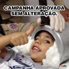 : Campanha Aprovada!: =) #job #publicidade #2ellisComunicação