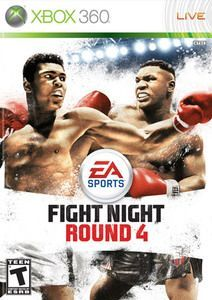 Fight Night Round 4 - Xbox 360 Game