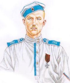 White Guards, pin by Paolo Marzioli