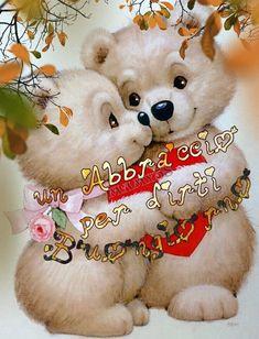 Italian Memes, Christmas Cards, Presents, Teddy Bear, Animals, Mary, Frases, Xmas, Love Words