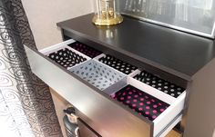 Glossybox drawer separators <3
