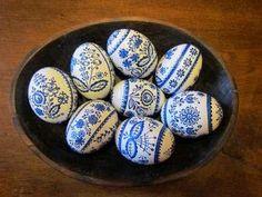 Kraslice | Autorka: anka79 |  Veľkonočné dekorácie, veľká noc, easter, easter eggs
