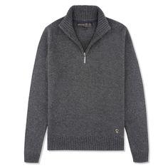 Phoenix 1/2 Zip Neck Knit Phoenix, Athletic, Zip, Knitting, Clothing, Jackets, Fashion, Outfits, Down Jackets