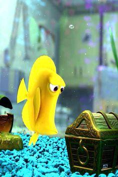 Finding Nemo - disney wallpaper - Lock Screen, bubbles on home screen! Disney Sidekicks, Disney Pixar, Wallpaper Iphone Disney, Iphone Background Wallpaper, Disney Dream, Disney Love, Disney Screensaver, Walter Elias Disney, Disney Background