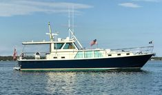 2004 Dettling 51 Express Cruiser Power Boat For Sale - www.yachtworld.com