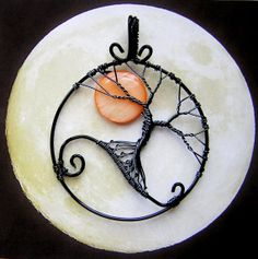 MADE TO ORDER Nightmare Before Christmas by RachaelsWireGarden, $35.00