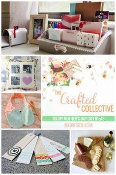 60 DIY Mother's Day