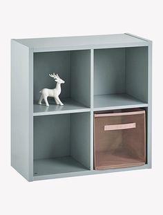 Cube organiser in bigger as storage unit