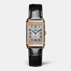 2cb7db81a2db Reverso Classic Small Duetto JLC 2662430 (Front ) Medium size Gold Watch