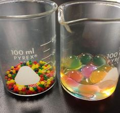 Lesson Plan: The Characteristics of Living Things - - Lesson Plan: The Characteristics of Living Things Rad ideas ! Using water beads in science! Here are some great ideas to get your kids thinking about the needs and characteristics of living things Biology Lessons, Science Biology, Teaching Biology, Science Lessons, Science Activities, Life Science, Ap Biology, Science Fun, General Biology