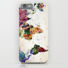 Buy map iPhone & iPod Case by mark ashkenazi. Worldwide shipping available at Society6.com. Just one of millions of high quality products available.