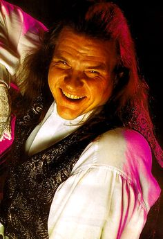 Meat Loaf: cute in his own way..