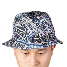 Staple Riot Bucket Hat