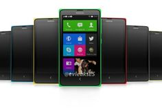 Photos Leak Of Nokia's Android Phone: Normandy